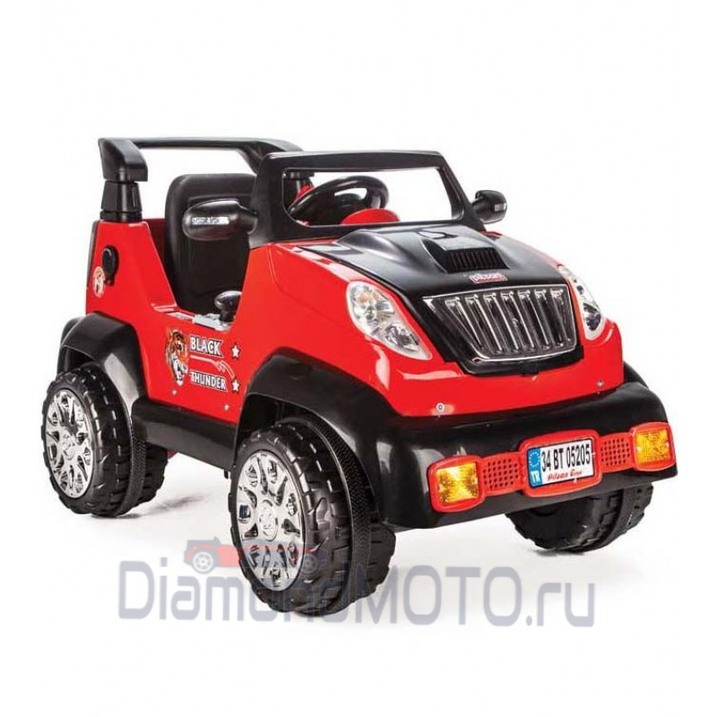 электромобиль thunder jeep цена #8