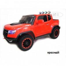 RiVer-AuTo Детский электромобиль Chevrole X111XX с дистанционным управлением, р.Красный