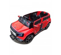 Электромобиль Mers A555AA красный (Лимузин) Rivertoys