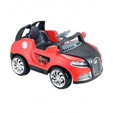 Электромобиль Kids cars Bentley красный
