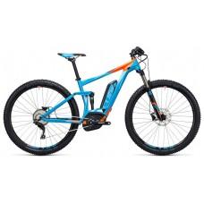Двухподвесный велосипед cube stereo hybrid 120 hpa pro 500 27.5 (2017)