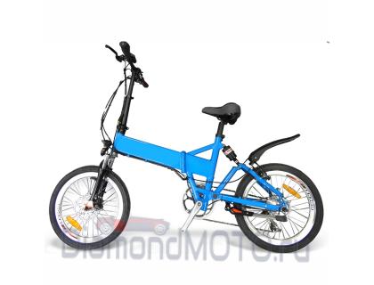 Электровелосипед Elbike Gangstar St 2015