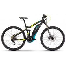 Двухподвесный велосипед haibike sduro fullnine 5.0 400wh 10-sp deore (2017)