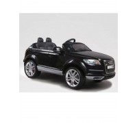 Электромобиль Rivertoys Audi Q7 черный