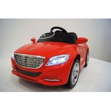 Mercedes T007TT с дистанционным управлением, красный