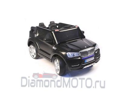 Электромобиль RiverToys BMW Т001ТТ черный