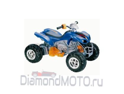 Электроквадроцикл TjaGo Strong 05RX синий