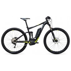 Двухподвесный велосипед cube stereo hybrid 120 hpa pro 500 29 (2017)