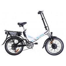 Электровелосипед Wellness City Dual 700