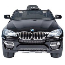 VIP Toys JJ258 Электромобиль BMW X6 с пультом - черный