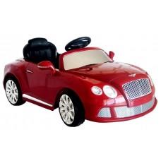 Rastar Детский электромобиль Bently GTC 12V на р/у (Оранжевый)