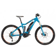 Двухподвесный велосипед haibike sduro allmtn 5.0 400wh 10-sp slx (2017)