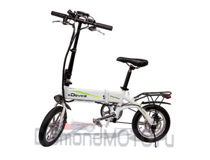 Электровелосипед xDevice xBicycle 14 модель 2019