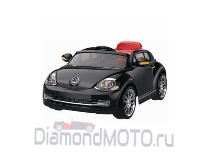 Электромобиль TjaGo Juke черный