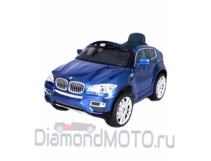 Электромобиль JiaJia BMW JJ258 R/C крашеный синий