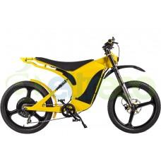 Велогибрид Sparta 60V 2000W-S Carbon
