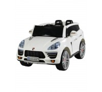 Электромобиль Rivertoys Porsche Cayenne А555МР белый