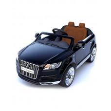 Электромобиль R-toys Audi Q7 черный