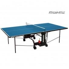 Всепогодный Теннисный стол Donic Outdoor Roller 600 (синий)