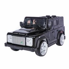 Dongma Электромобиль Land Rover Defender 12V/7Ah DMD-198 черный покраска