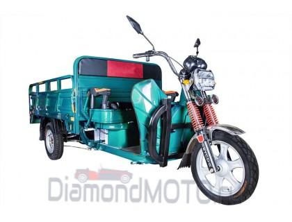 Грузовой электрический трицикл Rutrike JB 2000 60V1500W