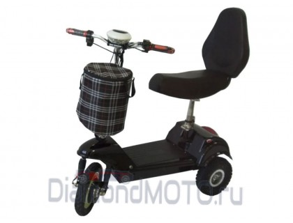 Электротрицикл EL-Sport SF8 Plus 48V/12Ah