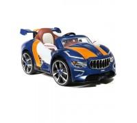 Электромобиль RiverToys Maserati А222АА синий