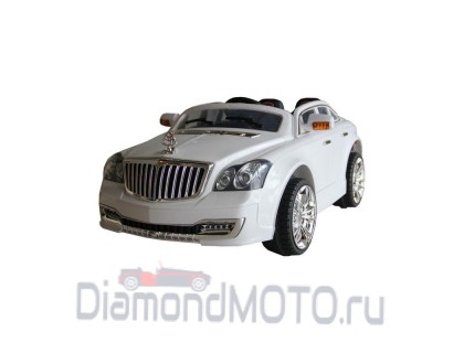 Электромобиль Rivertoys Maybach M999МM белый