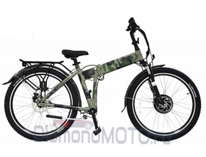 Велогибрид Eltreco Patrol Кардан 28 Nexus 7