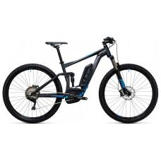 Двухподвесный велосипед cube stereo hybrid 120 hpa race 500 29 (2017)