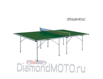 Всепогодный теннисный стол Donic TOR-4 (зелёный)