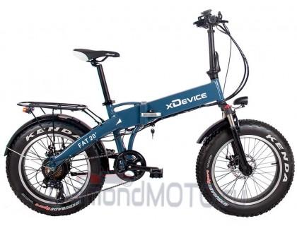 Электровелосипеды - xBicycle 20 FAT Модель 2019