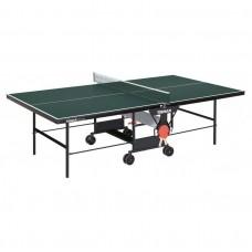 Профессиональный стол для настольного тенниса Tibhar 3000 (зелёный)