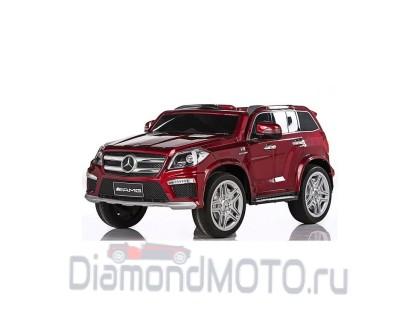 Электромобиль R-Toys Mercedes-Benz ML-63 AMG бордо