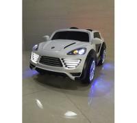 Электромобиль Rivertoys Porshe Cayenne Turbo О 001 ОО VIP белый