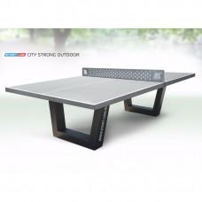 Теннисный стол Start Line City Strong Outdoor - бетонный антивандальный теннисный стол