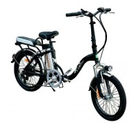 Электровелосипед E-motions City King 1