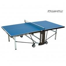 Всепогодный Теннисный стол Donic Outdoor Roller 1000 (синий)