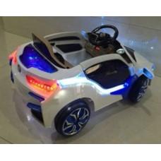 BMW O002OO VIP с дистанционным управлением. Белый