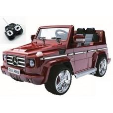 Shine Ring Электромобиль Mercedes G55 12V/7Ah белый DMD-G55