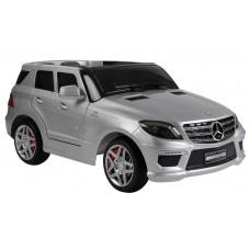 RT ML63 Электромобиль Mercedes-Bens AMG 12V R/C silver с резиновыми колесами (5040)