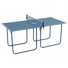 Стол для настольного тенниса Tibhar MIDI (синий)
