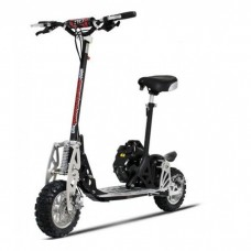 Мотосамокат Uber Scoot EVO  2X BIG TURBO