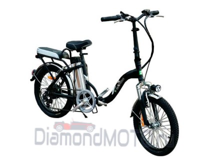 Электровелосипед E-motions City King