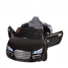 Электромобиль Shine Ring 12V/7Ah (2x35w, R/C, надувные колеса) черный BLACK SR001
