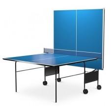Всепогодный теннисный стол Torrent Olimp Outdoor Blue, с сеткой