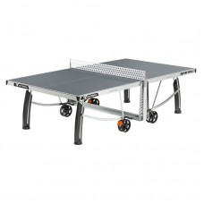 Теннисный стол всепогодный антивандальный Cornilleau 540M CROSSOVER серый