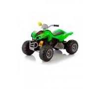 Электромобиль-квадроцикл Jetem Scat 2-х моторный салатовый