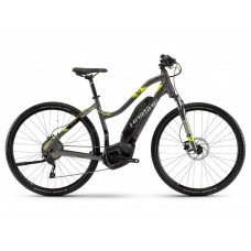 Электровелосипед Haibike (2018) SDURO Cross 4.0 women 400Wh 10s Deore