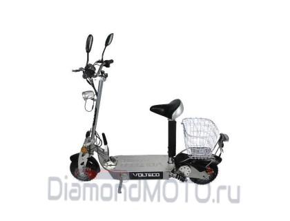 Электросамокат для взрослых Volteco Hummer 1000W